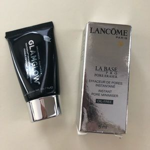 Other - Brand new Lancôme la base and Glamglow youthmud
